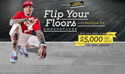 Lumber Liquidators Sweepstakes 2017 - flip your floors sweepstakes julie s freebies