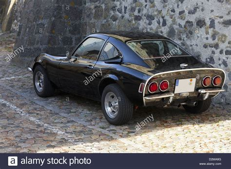 Opel Sports Car by German Classic Sport Car Opel Gt Stock Photo Royalty