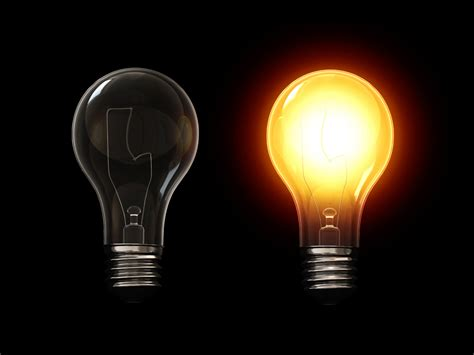 Material Light by Graphene Material Lightbulbs To Arrive In The