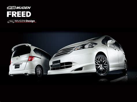 Lu Led Honda Freed bodi kit add on honda freed mugen 2009 2012 second murah
