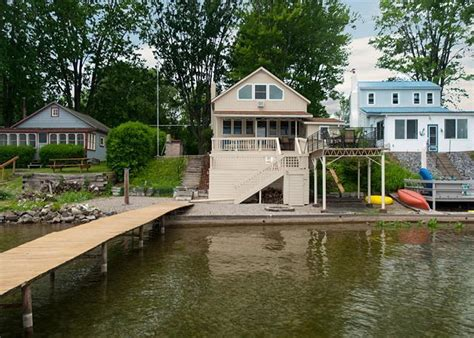 Cabin Rentals In Finger Lakes Ny by Quot Pete S Paradise Quot Cayuga Lake Vacation Rentals Finger