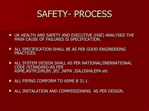 thermal power plant safety