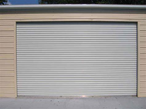 Rolling Garage Door Roll Up Doors Metal Structures Llc