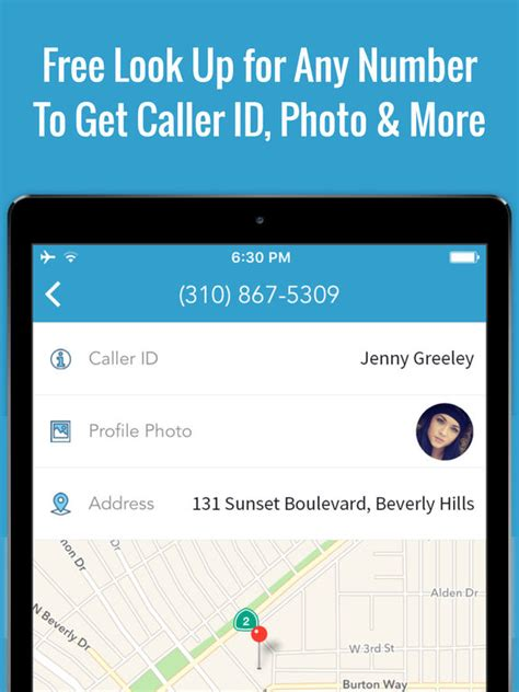 Caller Id Lookup Free Caller Id Lookup Free Phone Book App On The App Store