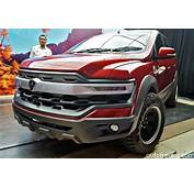 Proton Pickup Truck Concept Unveiled At Alami