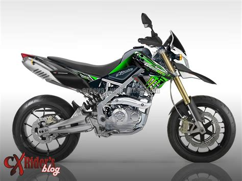Klx Supermoto by Klx 150 Supermoto Cxrider