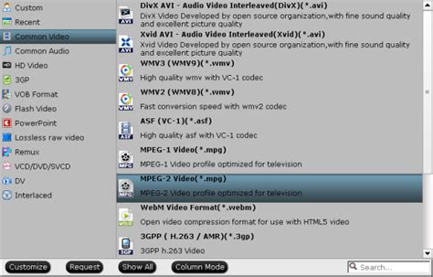 format video mpeg how to get a free tivo to mpeg converter on windows 8 1 8