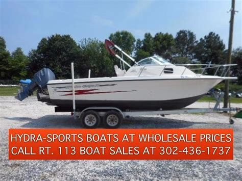 hydra sports custom boats llc hydra sports boats for sale boats
