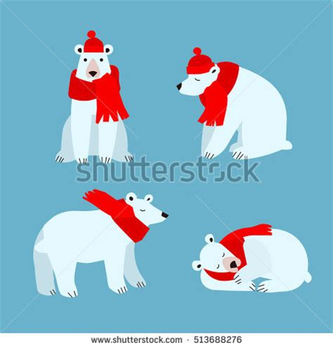 polar bear vector stock images royalty  images vectors shutterstock
