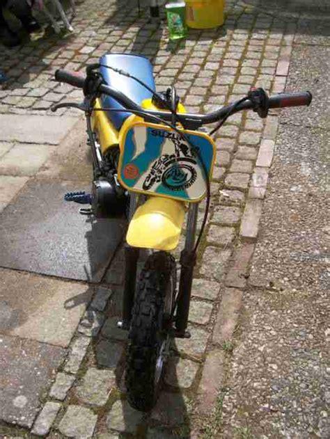 Ducati Kindermotorrad Benzin by Suzuki Jr 50 Kindermotorrad 50ccm Bestes Angebot Von Suzuki