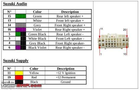 kraco radio wiring panasonic radio wiring wiring diagram
