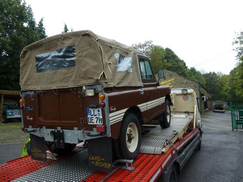 land rover minichs series 3 top heads back to in germany land