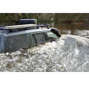 Land Rover Defender Wading  McDonald Landrover Blog