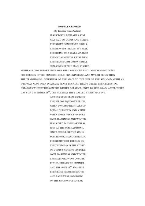Sacred Geometry Poems