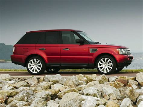 land rover sport 2007 2007 land rover range rover sport pictures