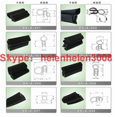 exterior door weatherstripping types rubber gasket types of door weather stripping buy door