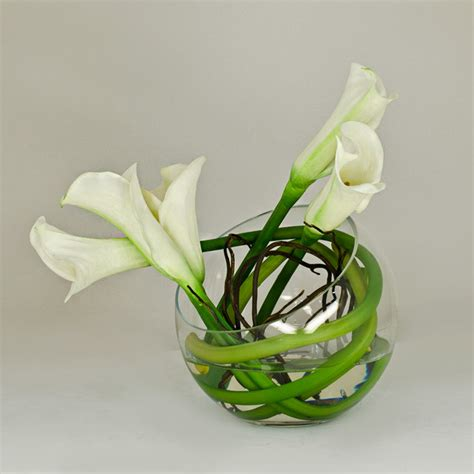 artificial calla centerpieces real touch white calla artificial faux arrangement