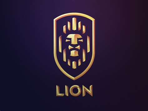 design a crest logo 21 creative lion logo designs ideas exles design