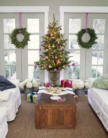 fresh ideas for unique small christmas trees