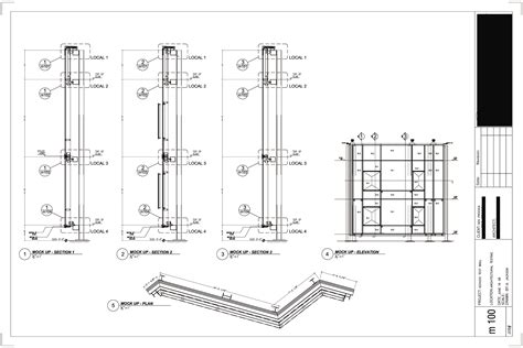 curtain wall section dwg curtain wall section drawing curtain menzilperde net