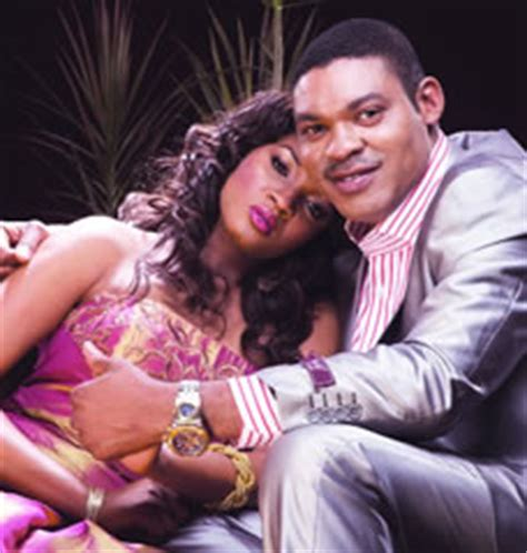 i cant divorce my husband omotola jalade ekeinde i didn t marry omotola for her boobs booty hubby