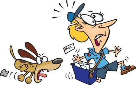 why do dogs bark at the mailman how to after a quora