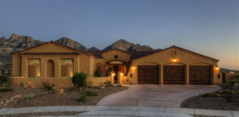 Custom Home Builders Az by Sombra Homes Custom Homes