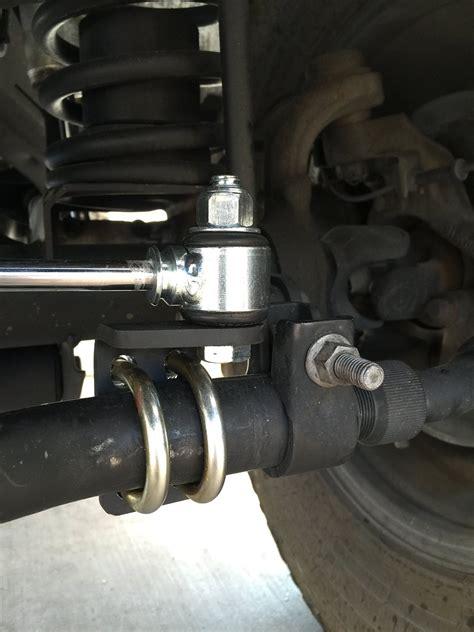 Dual Steering Stabilizer Jeep Jk 2007 2017 Jeep Wrangler Jk Bilstein 5100 Dual Steering