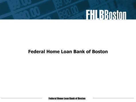 housing loan federal bank federal home loan bank of boston form 8 k ex 99 2 july 22 2010
