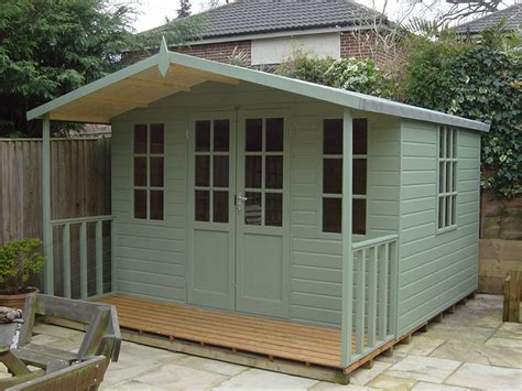 chilworth summerhouse shed 10 x 12 surrey shed