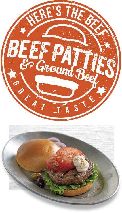 protein ground beef cargill protein foodservice beef patties ground beef