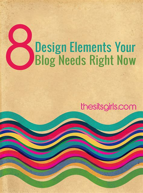 design elements youtube 8 design elements your blog needs right now