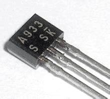 transistor a933 datasheet a933 datasheet a933 pdf pinouts circuit rohm semiconductor