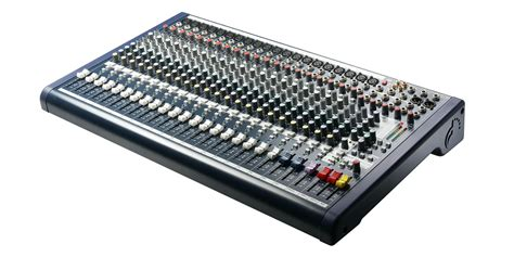 Daftar Mixer Audio Soundcraft mfxi soundcraft professional audio mixers