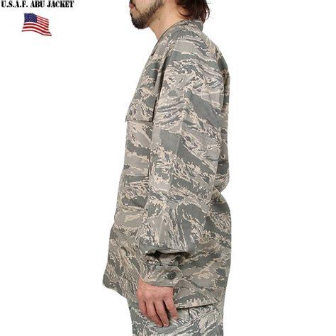 Vest Abu Abu Size Xl Second usaf abu tiger stripe utility coat 36 regular used tiger