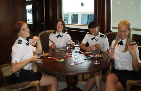 First Job Resume Ideas by Yacht Stewardess Training To Work As Interior Crew Work