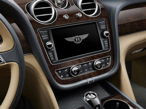 Bentley Suv Interior by Bentley Bentayga Suv Officially Revealed It S Uber