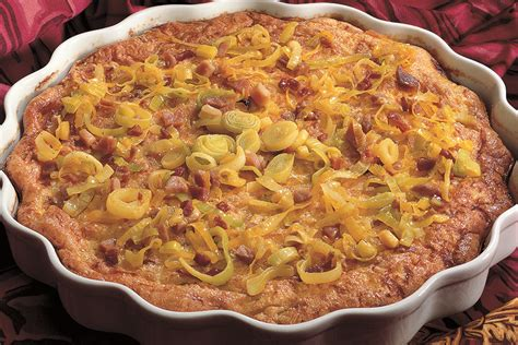 cucinare porri ricette ricetta tortino di porri la cucina italiana