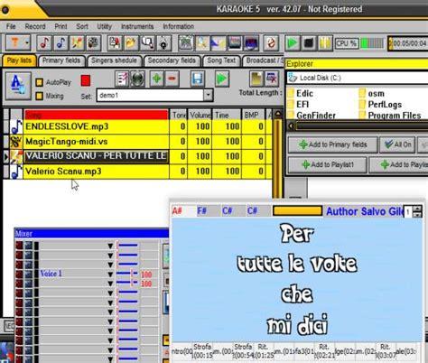 best karaoke player software list of best karaoke software drivnab