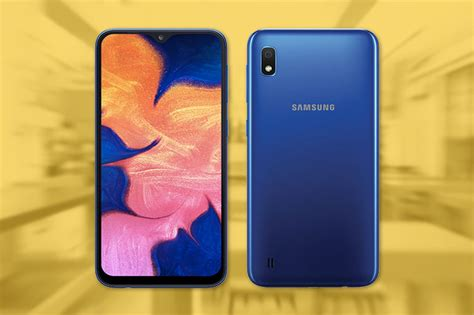 Samsung A10 2019 Price Philippines by Samsung Galaxy A10 With 6 2 Inch Display Is Now Official In The Philippines Price Announced