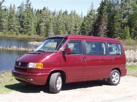 2002 volkswagen eurovan 2002 volkswagen eurovan vw pictures photos gallery