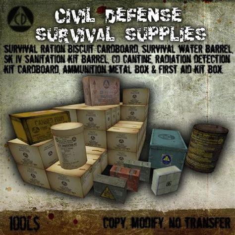 life marketplace civil defense survival supplies