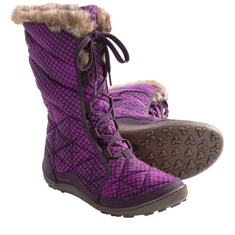 columbia s winter boots clearance mount mercy