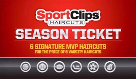 sport clips prices season ticket 6 mvp 22 haircuts for the price of 6