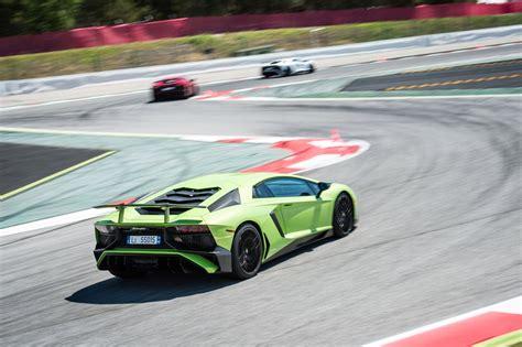 Lamborghini Aventador Speed Test Need For Speed In Lamborghini Aventador Superveloce Road