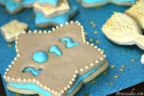 new year chocolate cookies recipe new year s dessert table 1 cookie