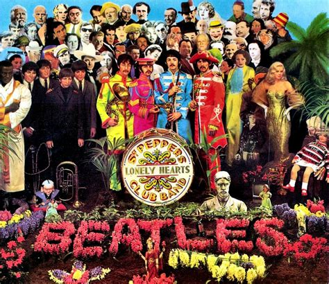 The Beatles 5 the beatles released sgt pepper s lonely hearts club