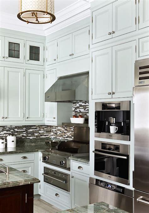 blue gray kitchen cabinets blue gray kitchen cabinets design ideas