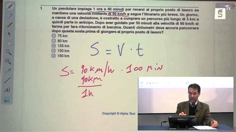 bocconi test d ingresso test ingresso bocconi esempio alpha test 1