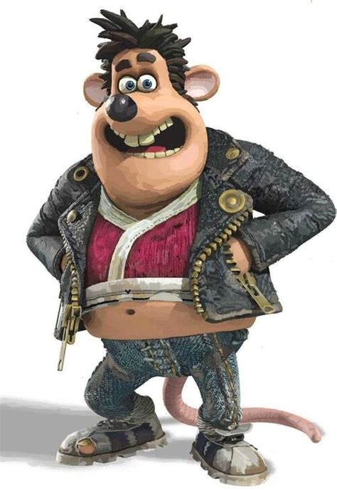 flushed  characters dreamworks animation wiki